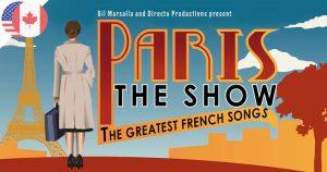 Paris! The show : tournée magique en Amérique du Nord