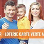 Green card USA : Loterie carte verte en 2021 – Q/R