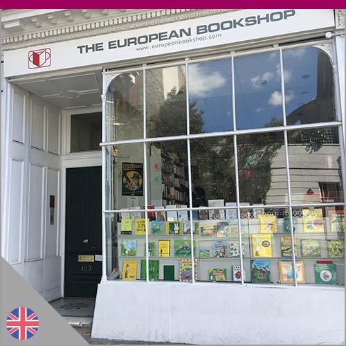 Librairie The European Bookshop