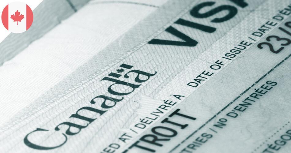Les permis et visas canadiens